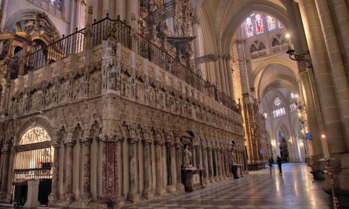 La Catedral de Toledo permanecerá cerrada a la visita cultural