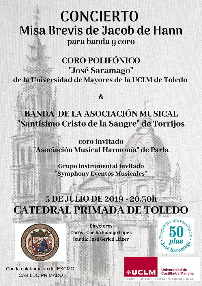 Concierto catedral primada