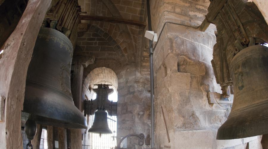 Las campanas eternas de Toledo
