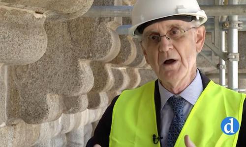 Fallece don Jaime Castañón, arquitecto conservador de la Catedral