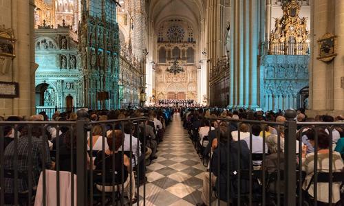 Stabat Mater de Pergolesi en la Catedral de Toledo