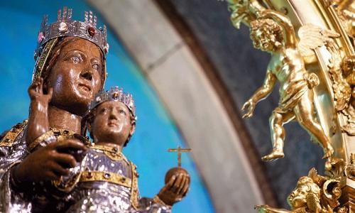 Festividad de la Virgen del Sagrario en la Primada