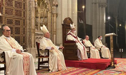 Ordenaciones de presbíteros y diáconos en la catedral