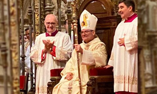 Homilía de Mons. Francisco Cerro Chaves durante su toma de posesión como Arzobispo de Toledo