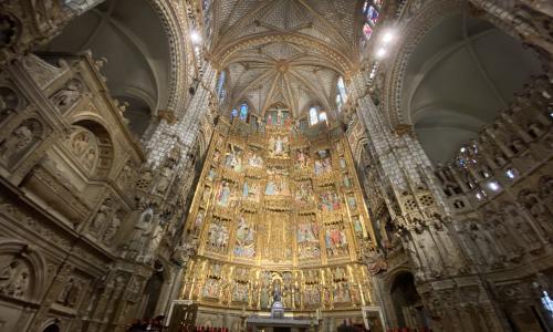 La Catedral Primada acogerá la toma de posesión de Mons. Francisco Cerro Chaves como Arzobispo de Toledo