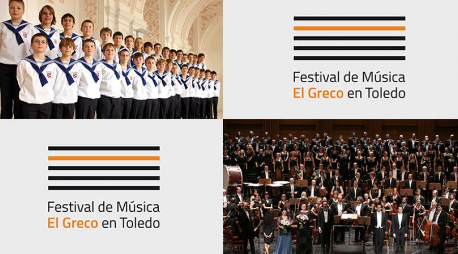 La Catedral Primada acoge la inauguración del VII Festival de Música El Greco de Toledo con los Niños Cantores de Viena
