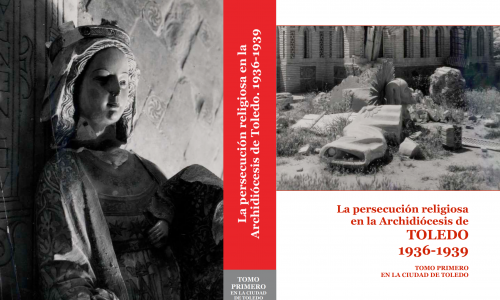 """La Catedral acoge la presentación del libro """"La persecución religiosa en la Archidiócesis de Toledo. 1936-1939"""""""