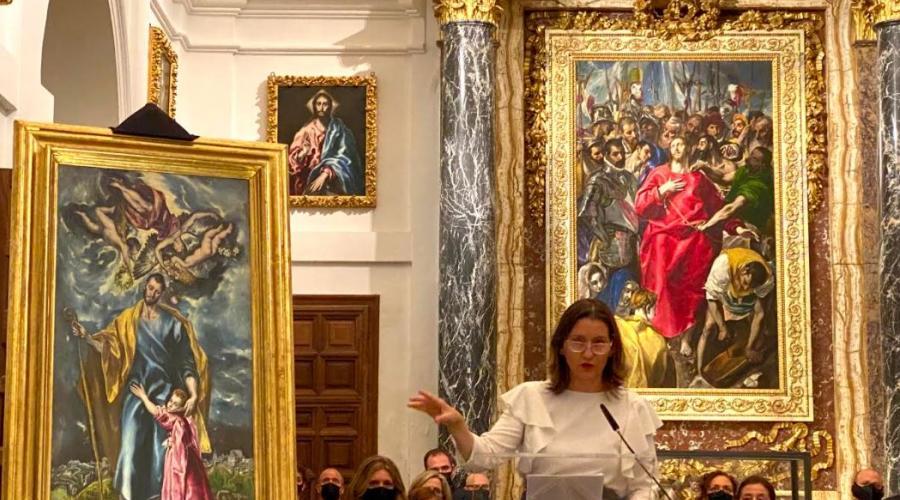 La Catedral Primada acoge una velada literario-musical en honor de San José