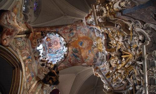 El Transparente de la catedral será restaurado