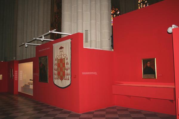 Exposición Cisneros 1517-2017, Arquetipo de Virtudes, Espejo de Prelados