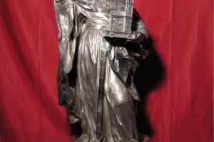 Escultura San Agustín