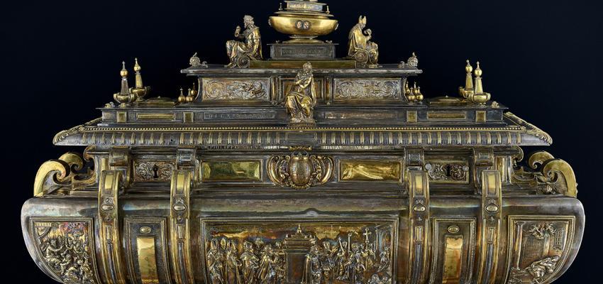 El Ochavo: Relicario de la Catedral