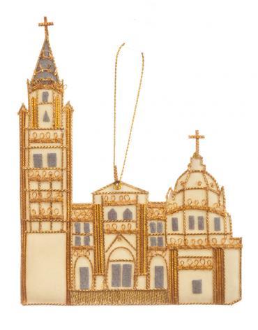 Colgante catedral
