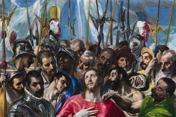 El Expolio (El Greco)