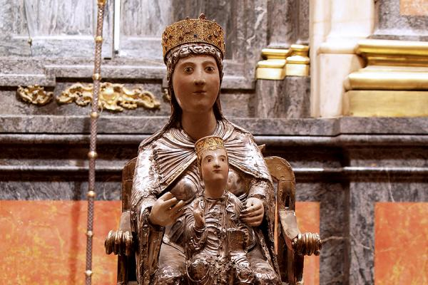 Virgen del Tesoro