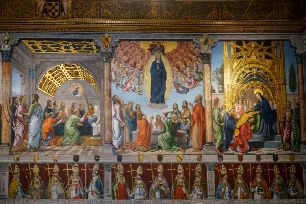 La Sala Capitular de la Catedral Primada recupera todo su esplendor